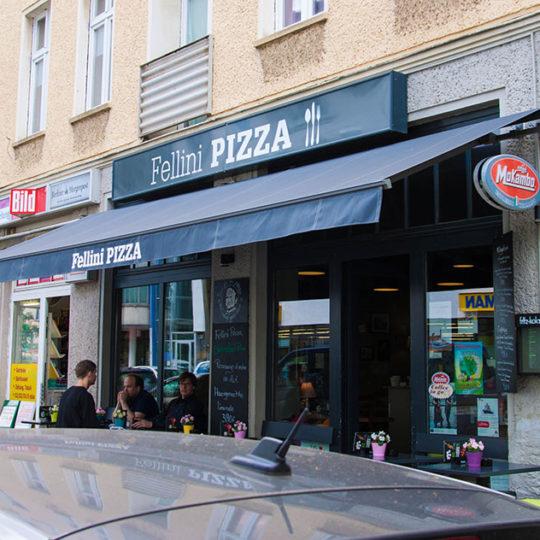 Fellini Pizza 540x540 - Bildergalerie und Umgebung