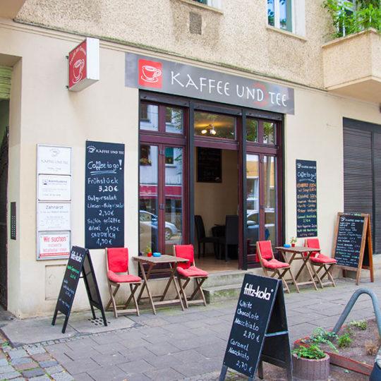 Kaffe und Tee 540x540 - Bildergalerie und Umgebung