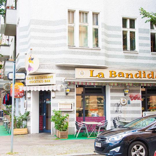 La Bandida 540x540 - Bildergalerie und Umgebung