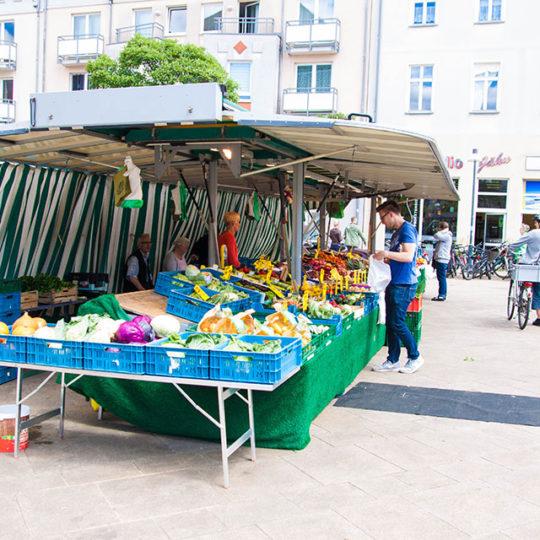 Marktplatz 540x540 - Bildergalerie und Umgebung