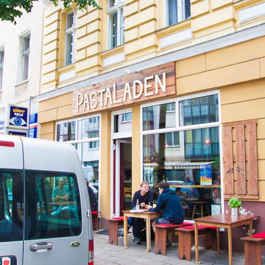 Pastaladen 540x540 - Bildergalerie und Umgebung