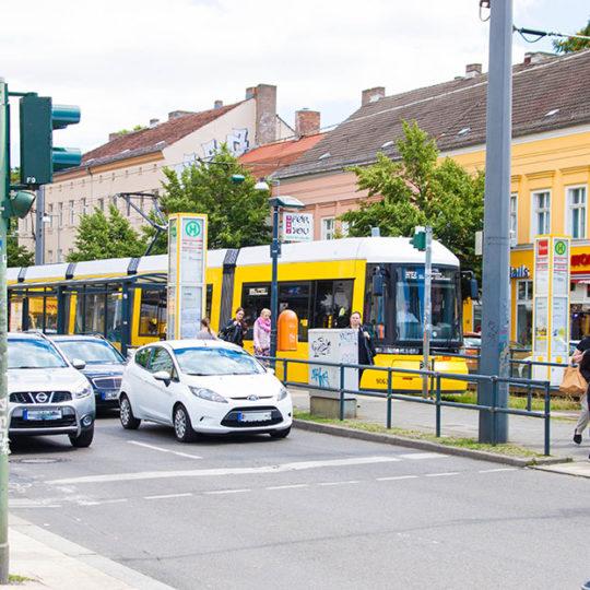 Strassenbahn 540x540 - Bildergalerie und Umgebung