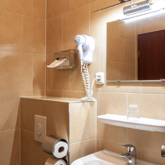 Badezimmer 540x540 - Single room