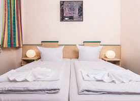 Doppelzimmer in Pension Odin - Home