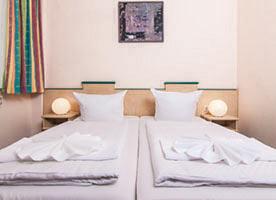 Doppelzimmer in Pension Odin - Home