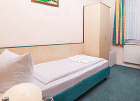 Einzelzimmer in Pension Odin - Rooms