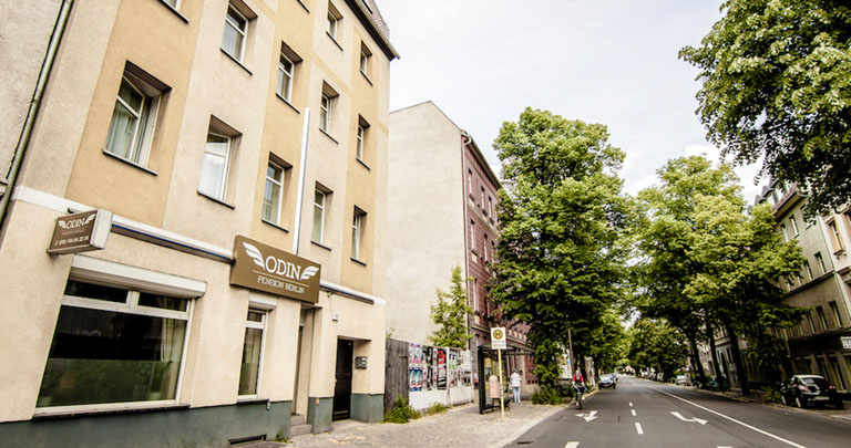 Hotel Pension in Berlin Odin - Alrededores