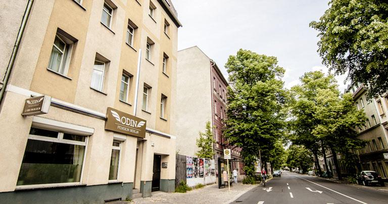 Hotel Pension in Berlin Odin - Home
