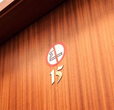 Nicht Raucher Zimmer in Odin - Our Pension
